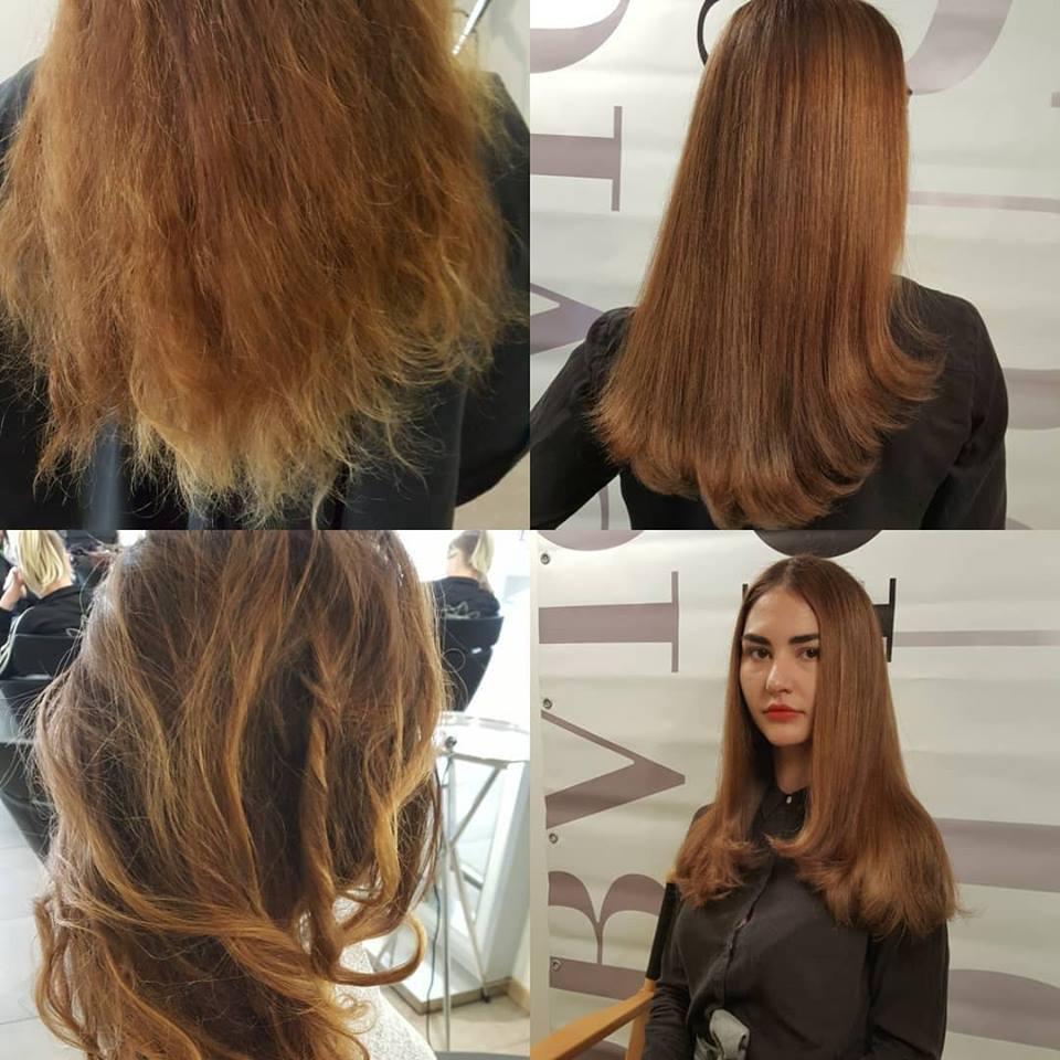 Healthy hair treatment