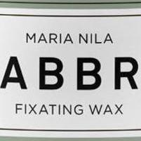 Maria Nila wax